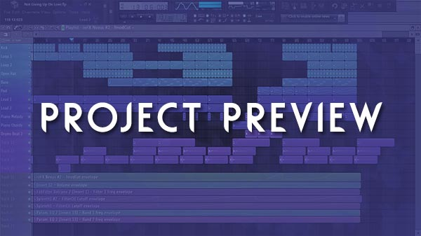 FL Studio Project Preview Image
