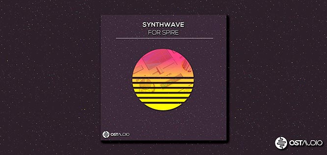 Synthwave For Spire by OST Audio