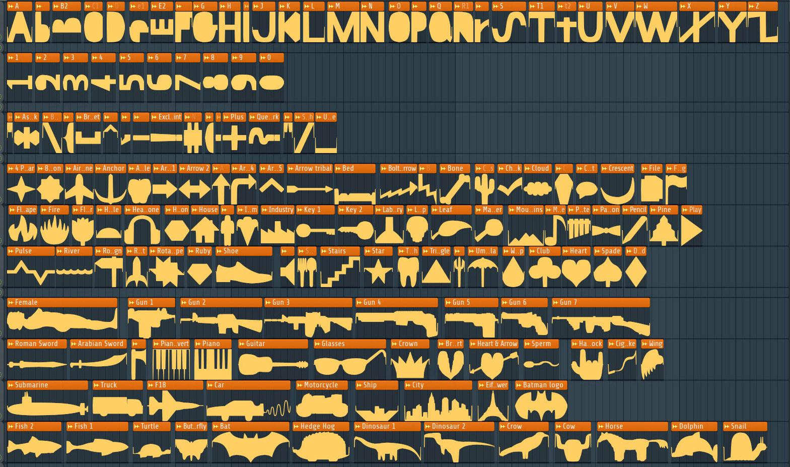 Waveform Genesis by Milinor