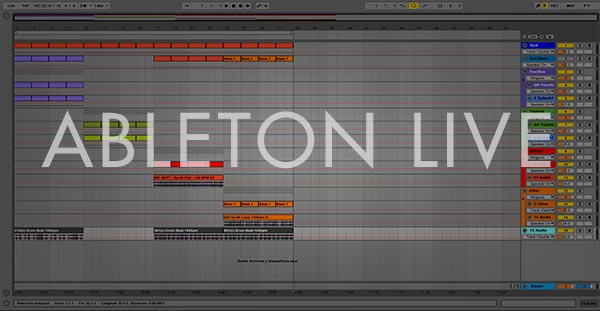 Ableton Live Project Preview Screenshot