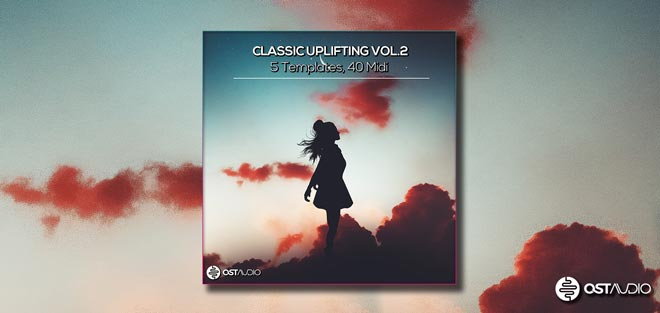 Classic Uplifting Vol. 2 For Ableton (Ottaviani, Aly & Fila Style)
