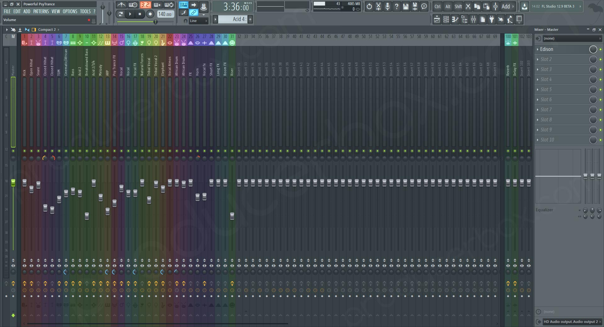 fl studio 12 beta 3