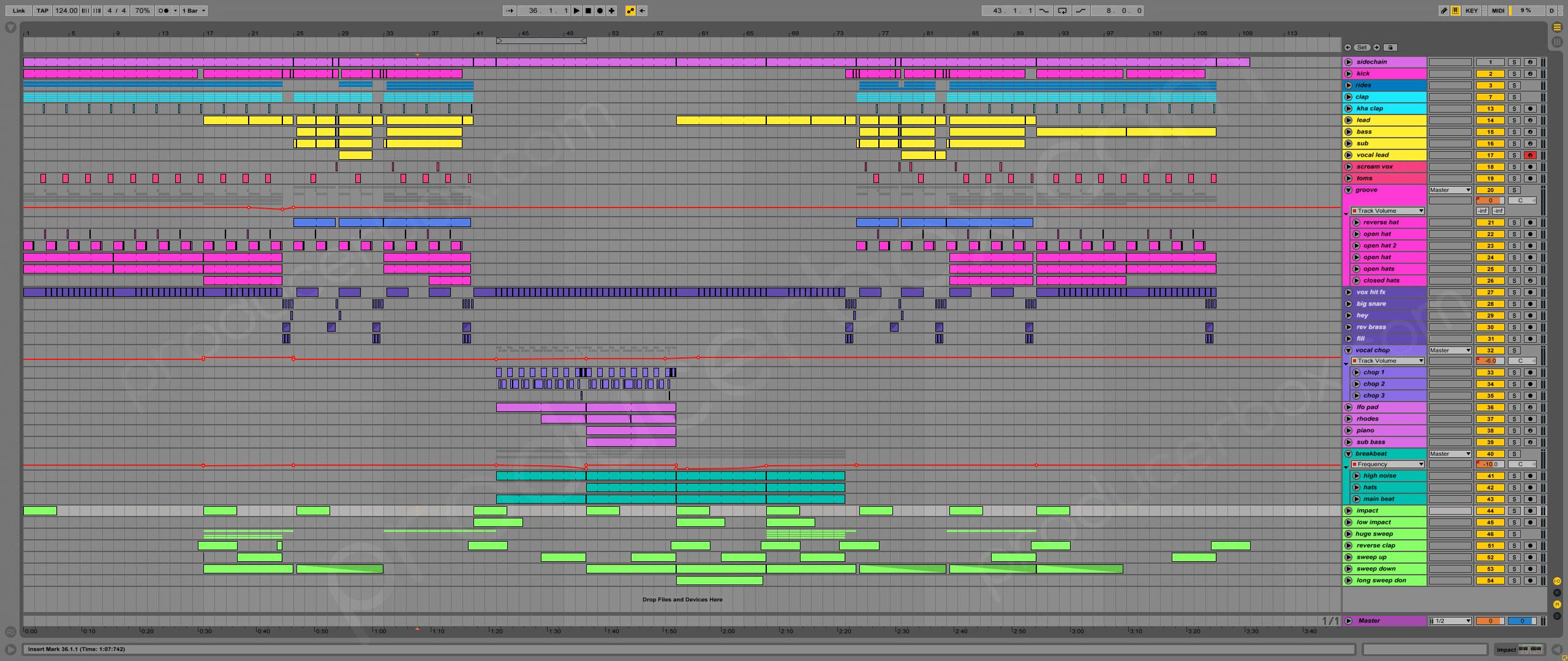 Future House Ableton Live Template Vol 1 Producerbox