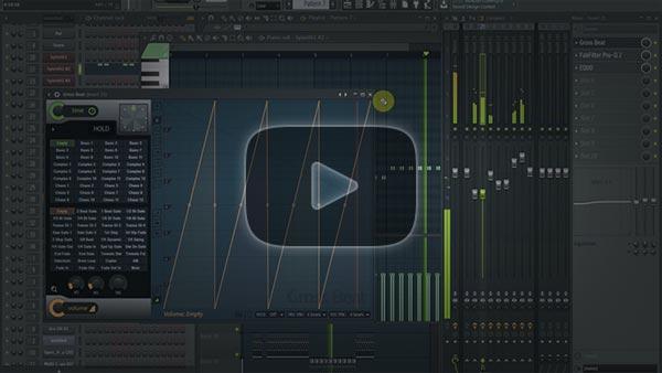 FL Studio Project Video Preview
