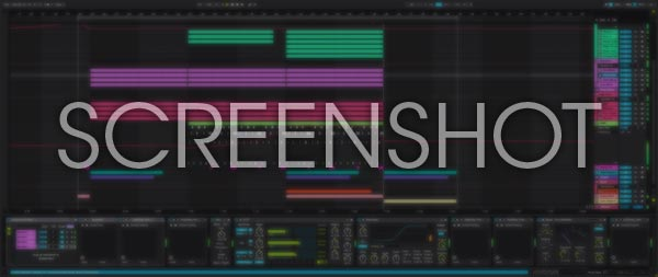 Progressive Trance Anjunabeats Style Ableton Template Vol. 3 Bassline