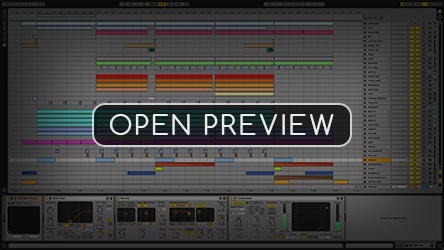 Ableton Live Project Preview