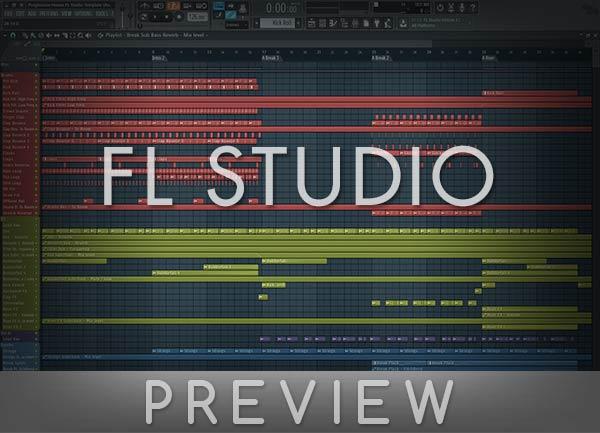 FL Studio Project Preview