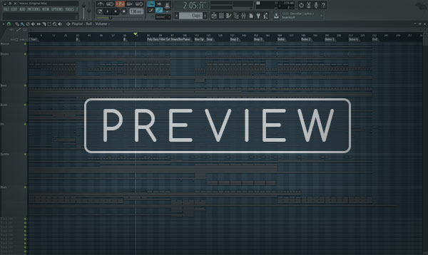 FL Studio Project Image Preview Screenshot