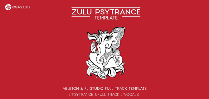 Zulu - Psytrance (Ableton)