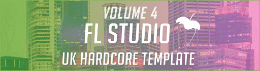 Re-Force UK Hardcore FL Studio Template Vol. 4
