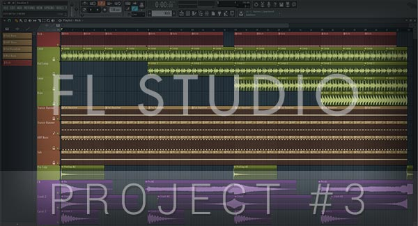FL Studio Project #3 Preview