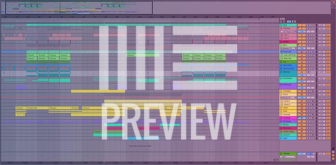 Anjuna Trance Style - Ableton Live Project Vol. 2