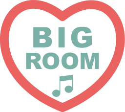 We Love Big Room Music