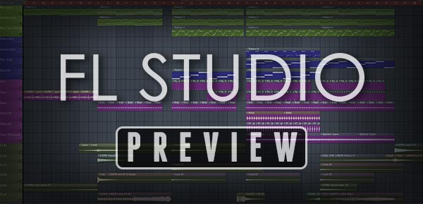 FL Studio Project Window Preview