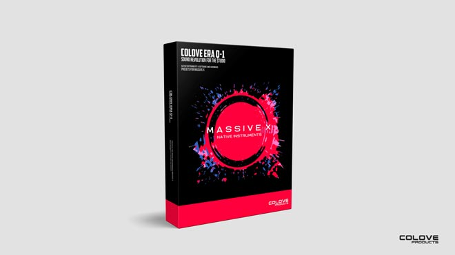 COLOVE ERA Q-1 For NI Massive X (Presets + Bonus)