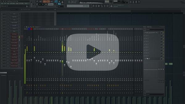 FL Studio Project Video