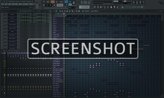 FL Studio Image Preview