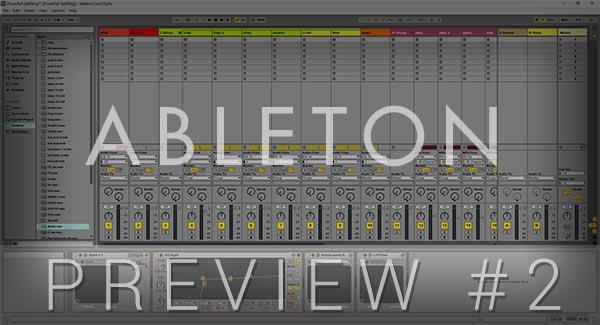 Abelton Live Template #2
