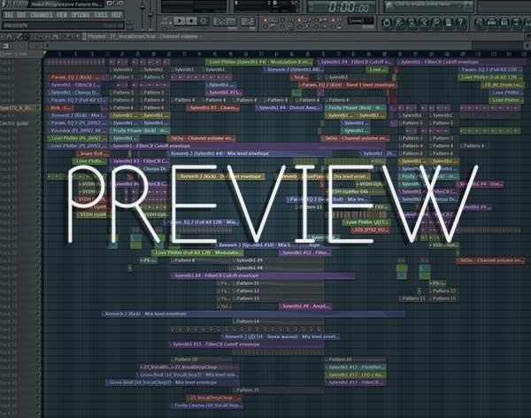 FL Studio Preview Image