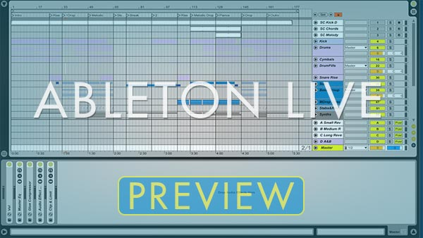 Ableton Live Preview
