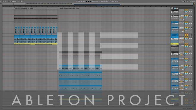 Progressive Trance Ableton Live Template Vol. 1 (Myon & Shane 54)