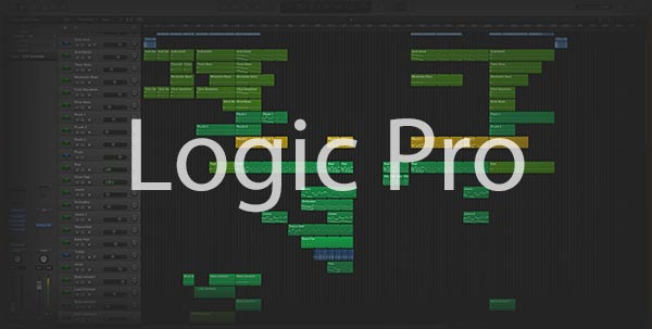 Logic Pro Project Preview Screenshot
