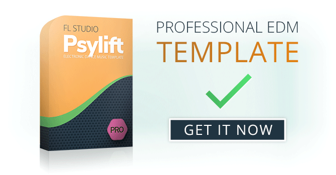 Psylift FL Studio Template by Eximinds