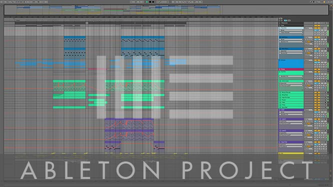 Progressive Trance Ableton Live Template Vol. 1 (Nic Chagall Style)