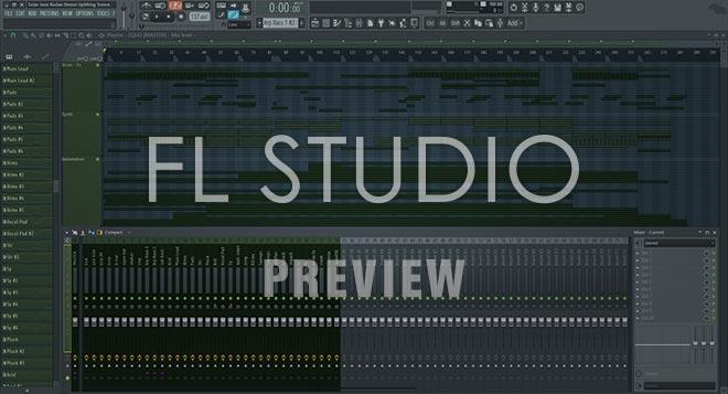 FL Studio Template Preview