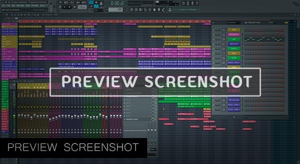 #1 Linemoon - Progressive Trance FL Studio [Anjunabeats Style] Screenshot