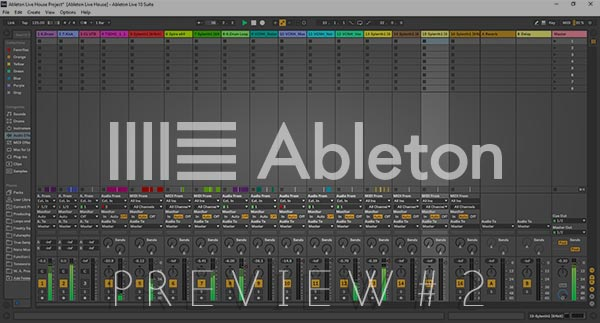 Ableton Live 10 Screenshot Info Preview #2