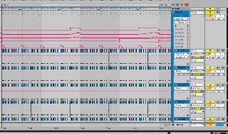 Ableton Live Screenshot #3