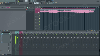 frainbreeze psy orchestral trance fl studio template screen 3