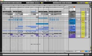 Ableton Live Screenshot #1