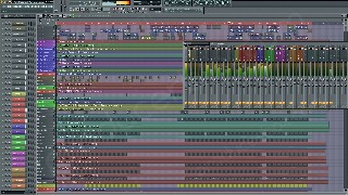 Pure Oldschool Uplifting Trance FL Studio Template Preview #2