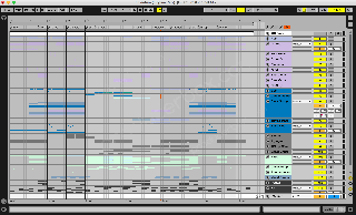 Ableton Live Screen #1