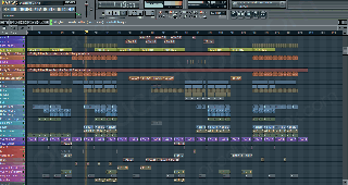 FL Studio Project Screenshot #1