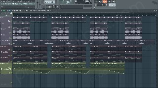 FL Studio Template Preview #2