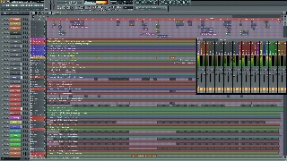 Uplifting Contemplative Trance FL Studio Template Preview #1
