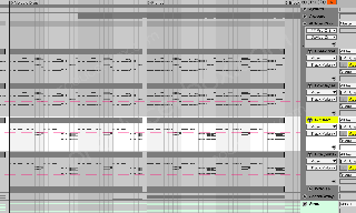 Ableton Live Screen #2