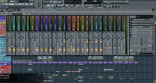 FL Studio Project Screenshot #2
