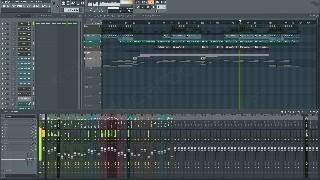 FL Studio Project Screenshot #1