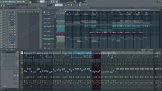 Frainbreeze - Progressive Trance Mainstream Vol. 2 - FL Studio Project Preview 1